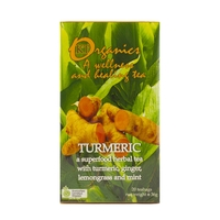 Koala Tea - Tea Turmeric 20 x 1.5g Per Packet