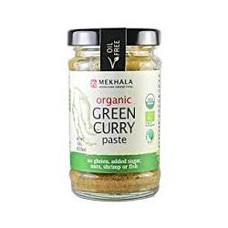 Mekhala Organic Thai Green Curry Paste 100gm
