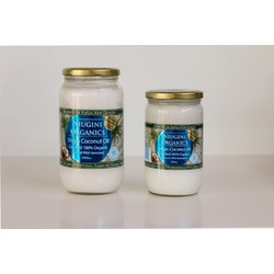 Niugini Organics Org Coconut Oil 650ml (Mason Jar)