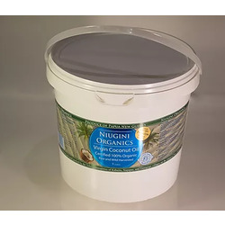 Niugini Organics 5 Litre Virgin Coconut Oil Pail