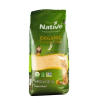 Native - Organic Demerara/Turbinado Sugar 1kg Per Packet