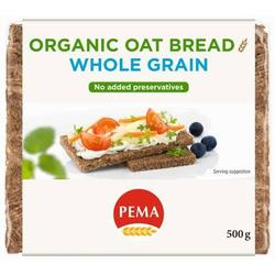 PEMA Organic Oat Wholegrain Bread 500gm