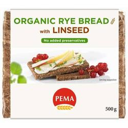 PEMA Org. Rye Linseed (Flaxseed) Bread Box Buy