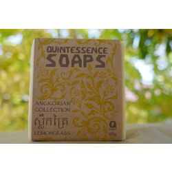 Quintessence Soaps - Angkorean Collection Lemongrass 120gm