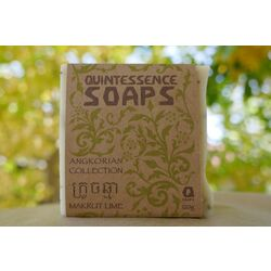 Quintessence Soaps - Angkorean Collection Marut Lime 120gm