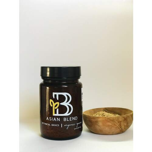 Botanical Basics Organic Asian Blend 45gm Jar