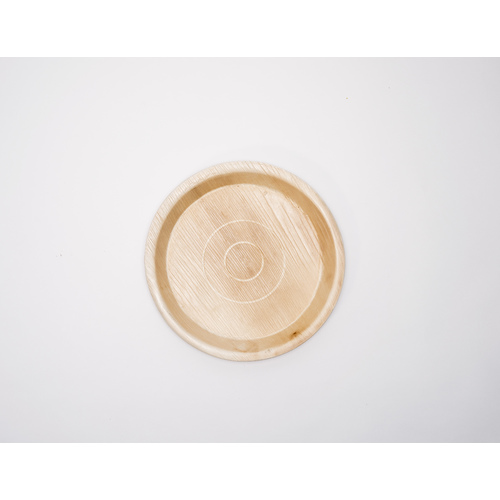 "KEEO - Palm Leaf 10"" Round Deep Plate x 25 pieces"