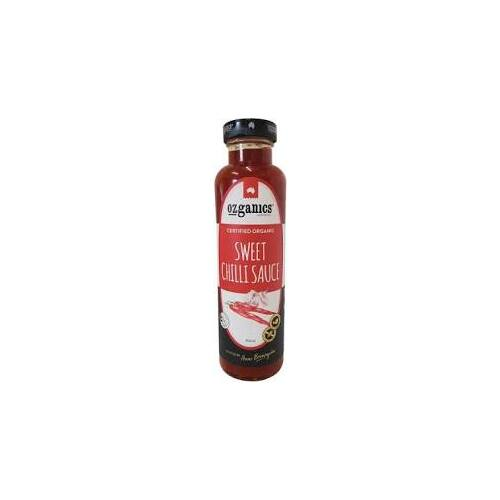 Ozganics - Sweet Chilli Sauce 250ml Per Bottle