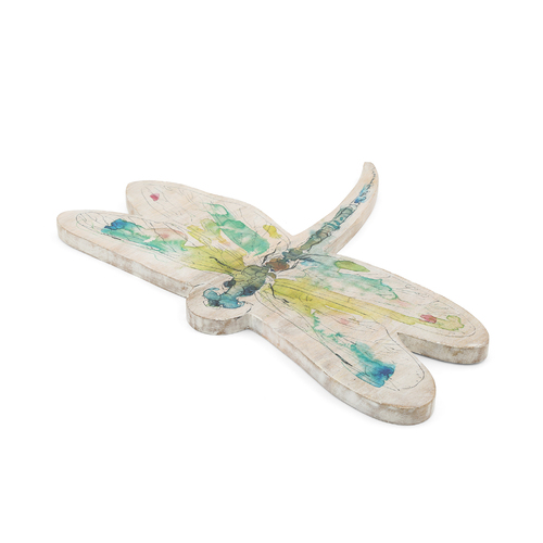 Blooms N Vibes - Dragon Fly Serving Board