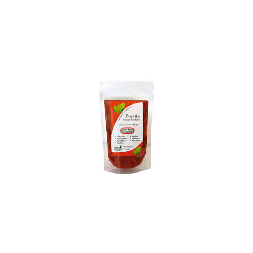 Pure Food Essentials - Organic Paprika 60gm Pkt